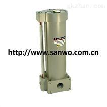 SANWO气-油转换器 油筒