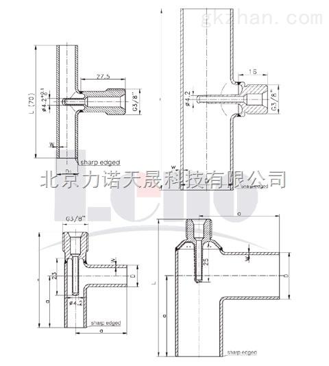 w101-w101铂热电阻温度传感器-北京力诺天晟科技有限