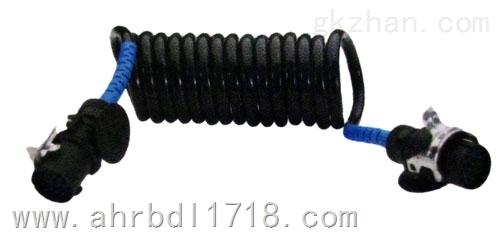 拖挂车螺旋电缆