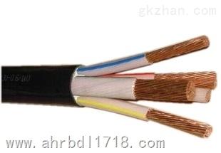 丁晴耐寒电力柔性软电缆
