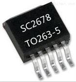 5A电源IC,大电流DC-DC,SC2678电源IC mk100