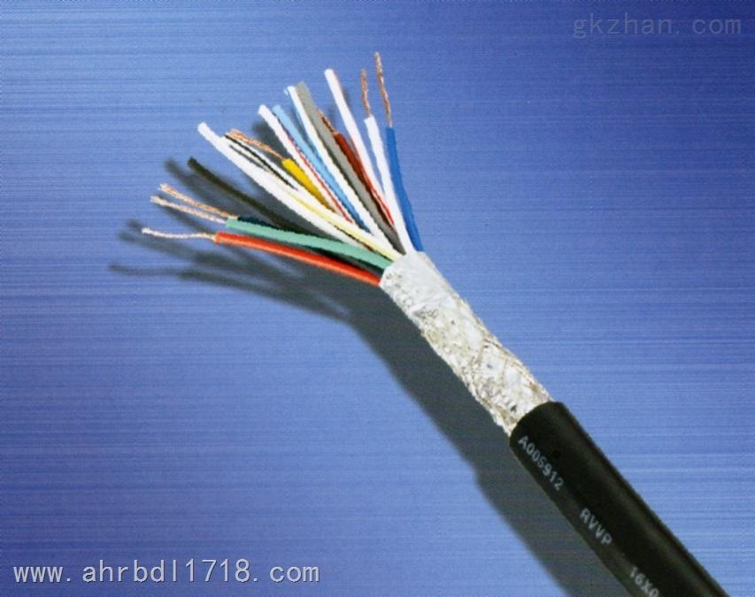 耐寒防油软电缆