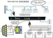 1U机架式16串口服务器