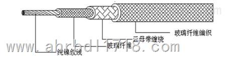 GN-500℃系列高温防火电线