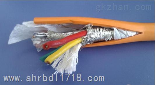 抗紫外线聚氨酯(PUR)双护套屏蔽高度拖链电缆