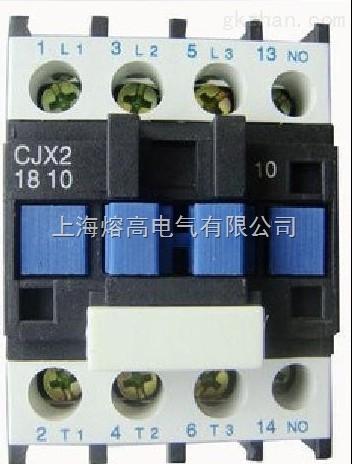 工业电器 其它工业电器 cjx2-1810_交流接触器_上海  11次 更新时间