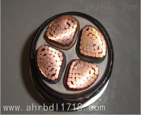 铜芯导体电力电缆