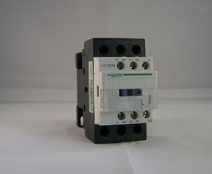 施耐德接触器lc1-d25