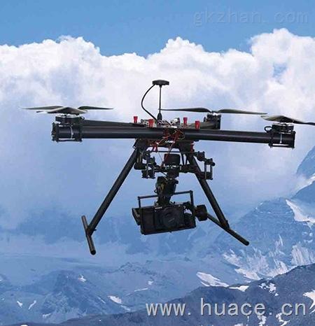 华测p500多旋翼电动无人机航拍测图测绘无人机价格