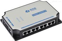 桌面式串口服务器、4串口转以太网,康耐德C2000 N340D-P