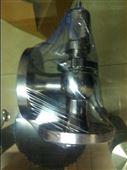 316不锈钢卫生级法兰式安全阀