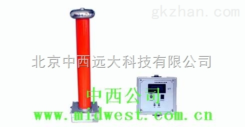 交直流阻容分压器