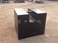 M1-1T吉林1吨铸铁砝码 1000公斤标准锁型砝码厂家直销