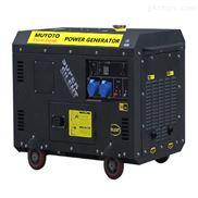全自动50KW低噪音柴油发电机组
