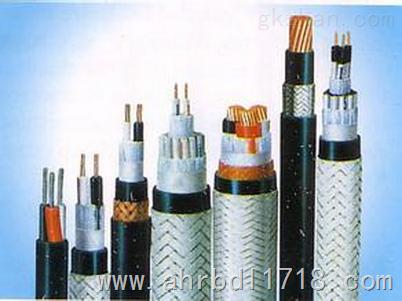 阻燃高温控制电缆