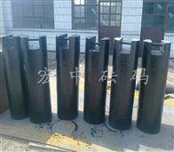 M1-1T特殊砝码制作厂家,1.2吨砝码定做,1吨圆形砝码铸铁
