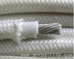硅橡胶编织高温电缆