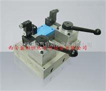仪器/集成制动阀组-自动制动、落风闸-电磁蝶阀