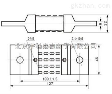 fl-2-75mv/600a 北京fl-2-75mv/600a固定值直流电流分流器