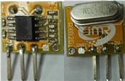 RXB20-ASK小体积低电压超外差无线接收模块RXB20