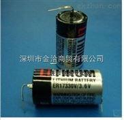 TOSHIBA PLC工控锂电池 ER17330V 进口原装
