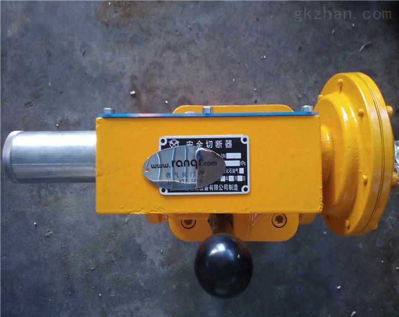 产品库 工业控制 (老分类) 流体控制 球阀 rqz 供应燃气安全切断阀图片