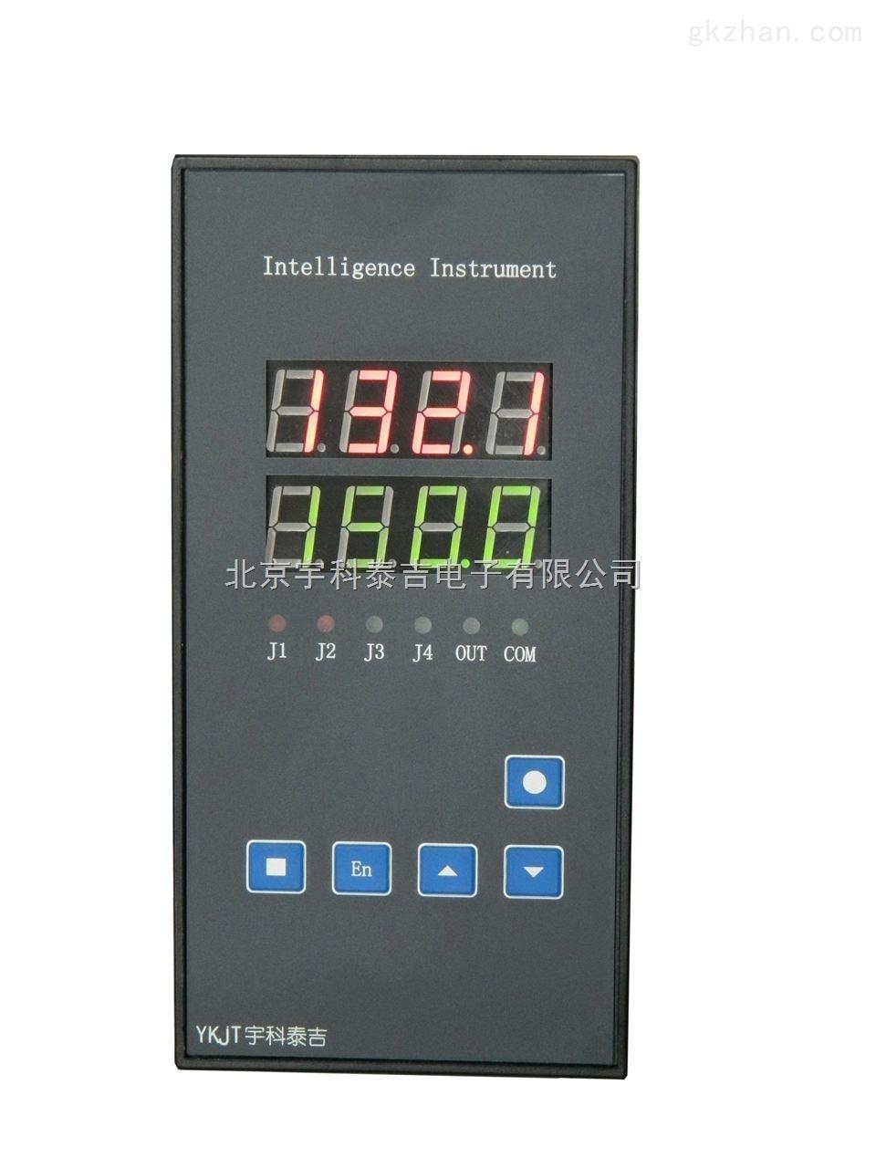 宇科泰吉YK-11YA/S-O1-S智能含氧量运算测控仪