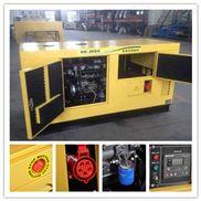 静音柴油发电机组20KW/380V三相柴油发电机