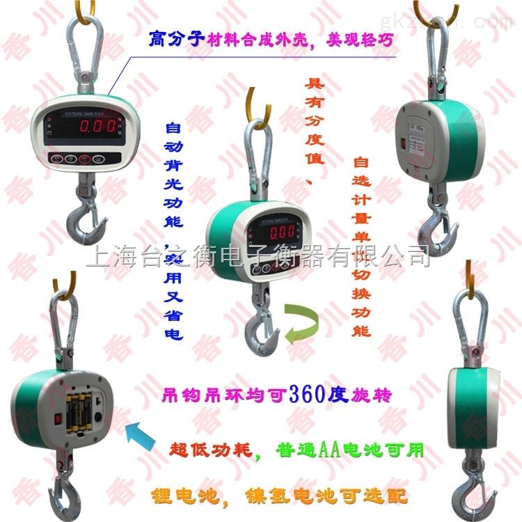 小型直視耐高溫電子吊秤