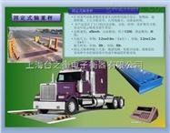 scs-xc-f60噸固定式軸重稱,60噸固定電子汽車磅
