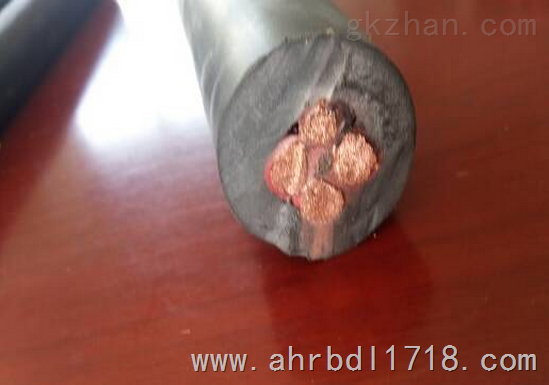 耐曲挠橡皮电缆