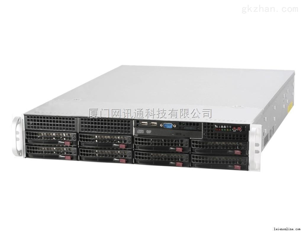 工业级2U 19寸上架型服务器EIS-2202