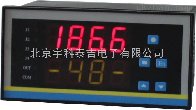 宇科泰吉智能25路温度18B20巡检仪