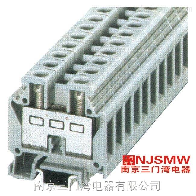三门湾 WMBK 6/E 小型双层接线端子