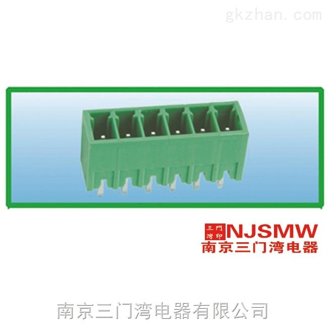 三门湾 WMC1.5V-3.5/3.81-6P PCB线路板接线端子