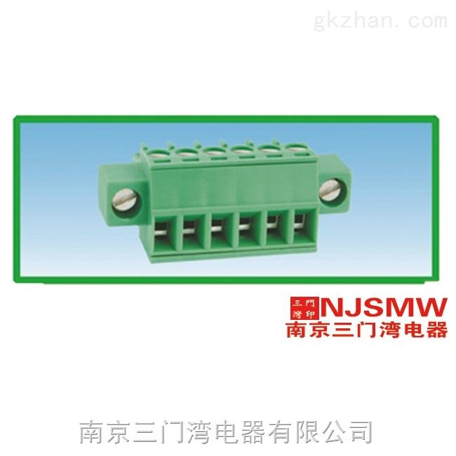 三门湾 WMC1.5M-3.5/3.81-6P PCB线路板接线端子