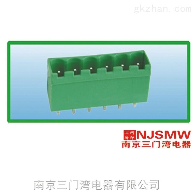 三门湾 WSTB2.5V-5.08/7.62-6P PCB线路板接线端子