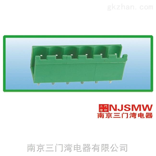 三门湾 WSTB2.5VK-5.08/7.62-6P PCB线路板接线端子
