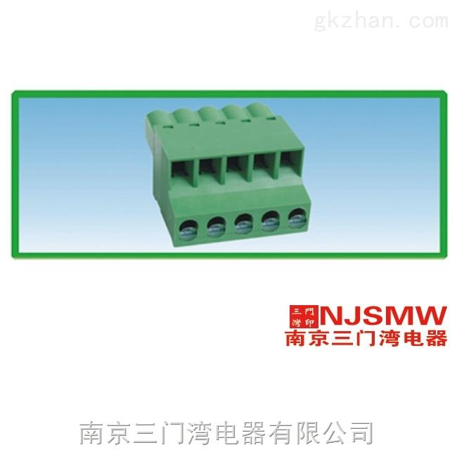 三门湾 F-WSTB2.5-5.08/7.62-5P PCB线路板接线端子