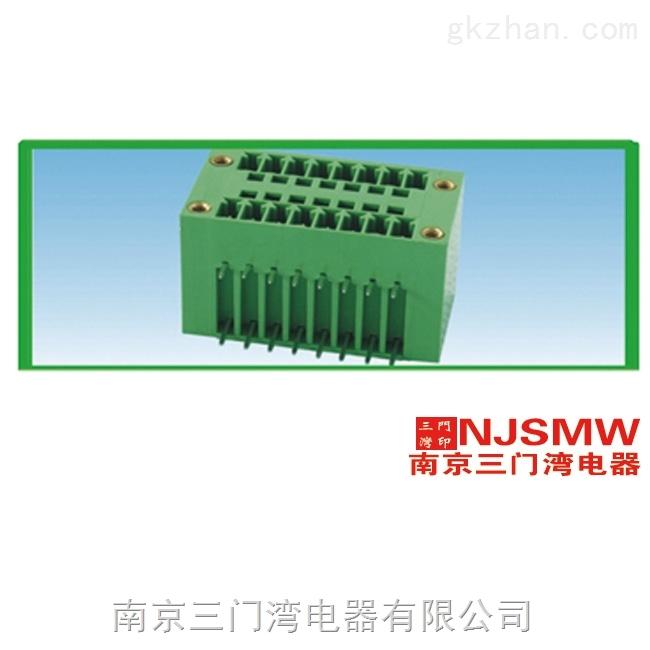 三门湾 WMCD1.5RM-3.81-8P PCB线路板接线端子