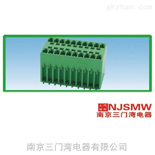 三门湾 WMCD1.5R-3.81-9P PCB线路板接线端子