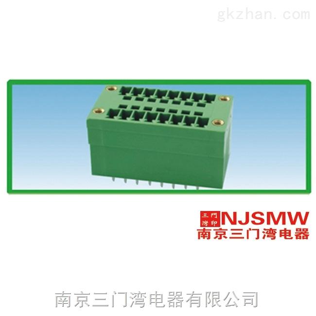 三门湾 WMCD1.5V-3.81-9P PCB线路板接线端子