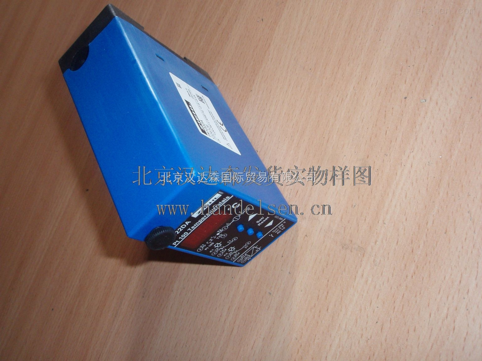 北京汉达森专业销售ZIEHL/温度监测器、电流测量变换器