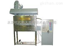 铺地材料辐射热通量试验装置