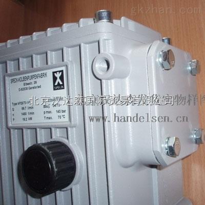 德国原厂SETTIMA螺杆泵GR32 SMT16B 75L汉达森