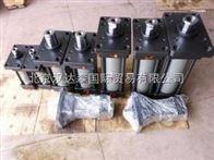 DE-STA-CO手动快速夹紧器液压夹紧器气缸