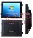 T150XGA-嵌入式15寸工业触摸显示器触控显示器