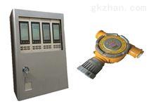 煤气报警器 工业气体报警器 联动排气扇