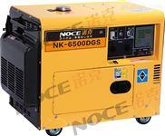 NK-5500DGS-德国诺克小型家用静音5kw自启动柴油发电机组
