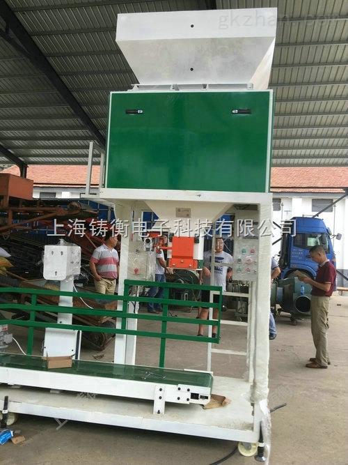粮站用小麦包装机